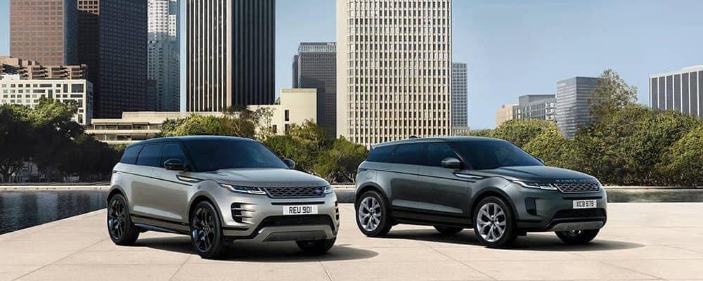 2020 Range Rover Evoque Models