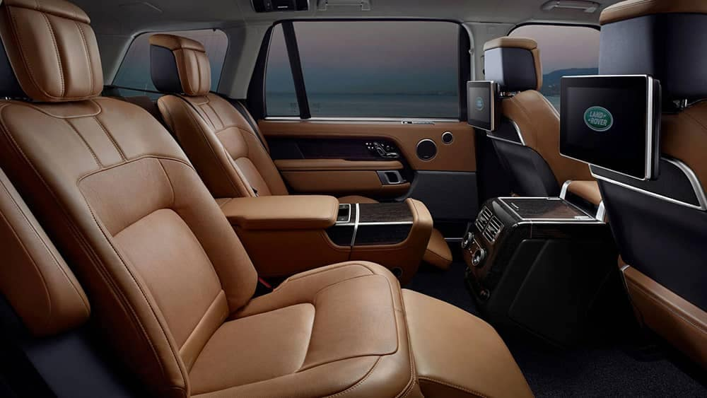 2020 Range Rover Interior Features