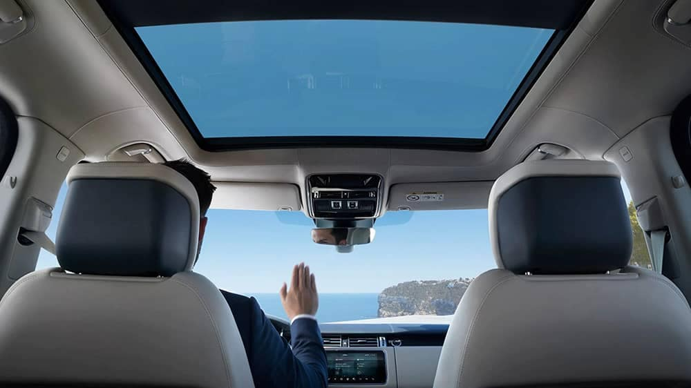 2020 Range Rover Sunroof