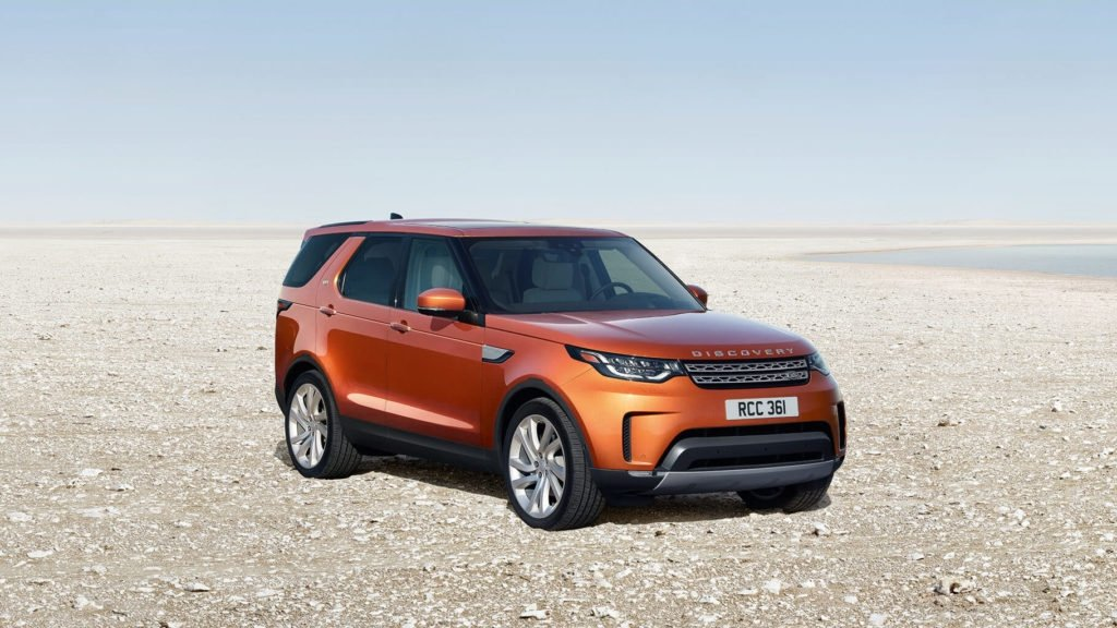 2018 Land Rover Discovery SE V6 Supercharged Auto