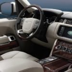 Range Rover Luxury