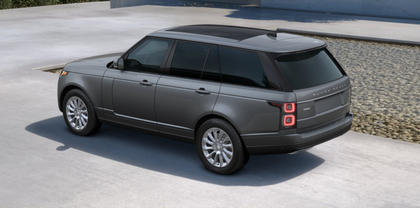 2018 Land Rover Range Rover HSE V6 Supercharged