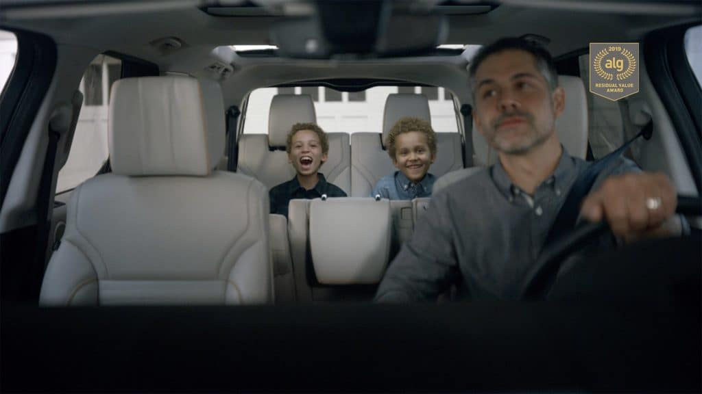 2019 Land Rover Discovery Safety