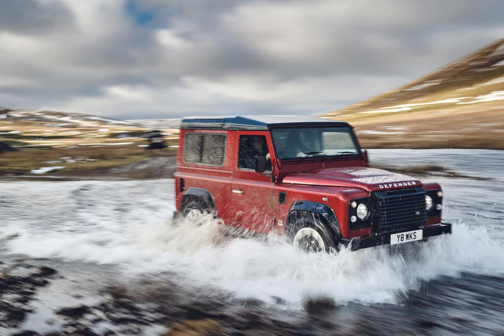 The New Defender | Land Rover Alexandria