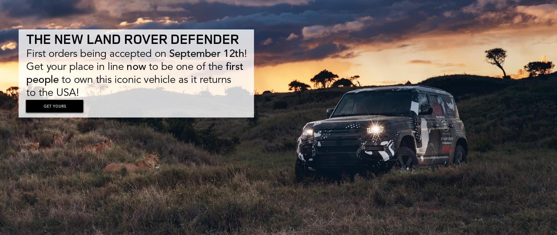 Land Rover Alexandria | Land Rover Dealer in Alexandria, VA