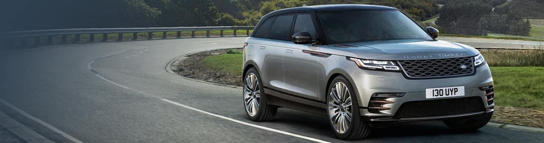 2020 land Rover velar Capability