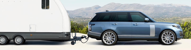 2020 land Rover Range Rover CAPABILITY