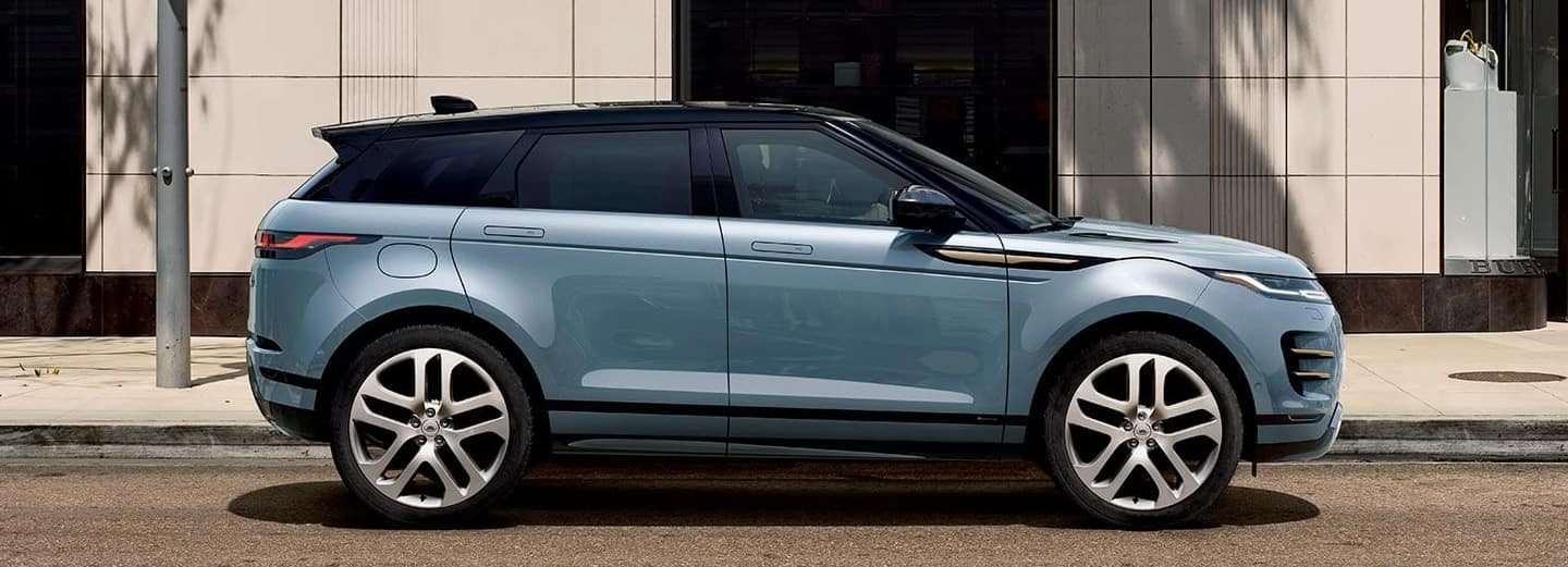 2020 land Rover Evoque
