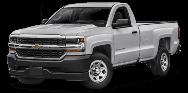 2018 Chevrolet Silverado comparison