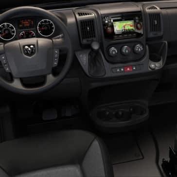 2018 Ram ProMaster Interior 1