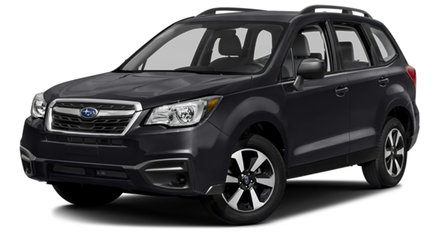 2018 Subaru Forester comparison