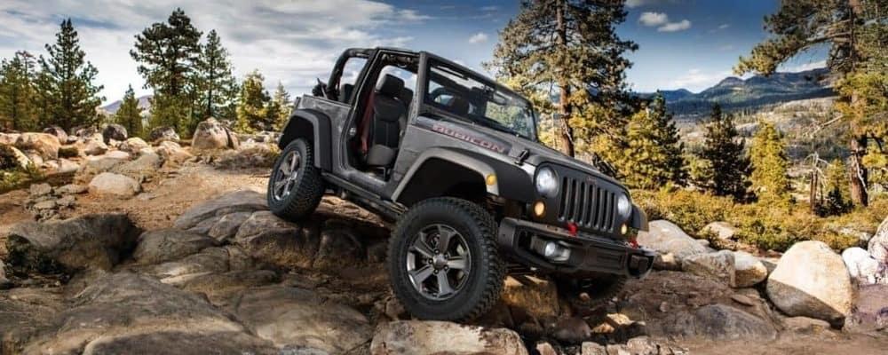 2018 Jeep Wrangler Rocky Hill