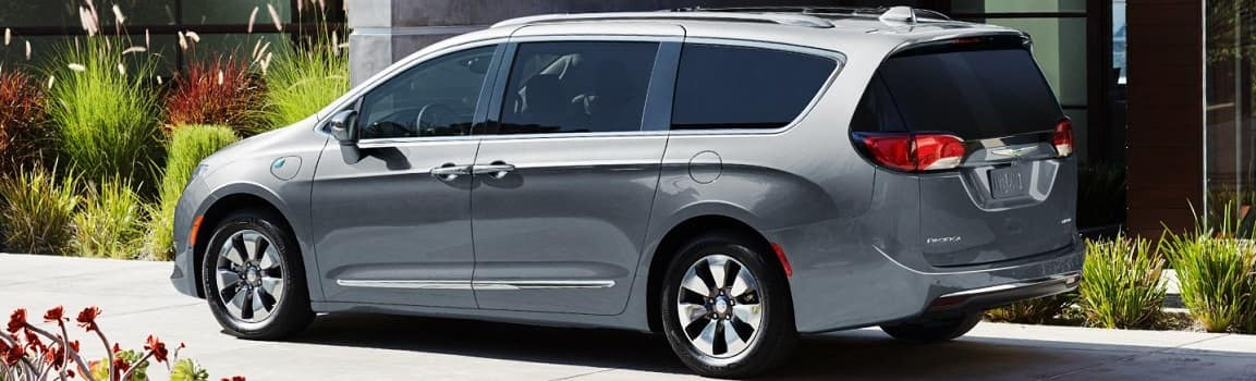New 2019 Chrysler Pacifica Villa Park, IL