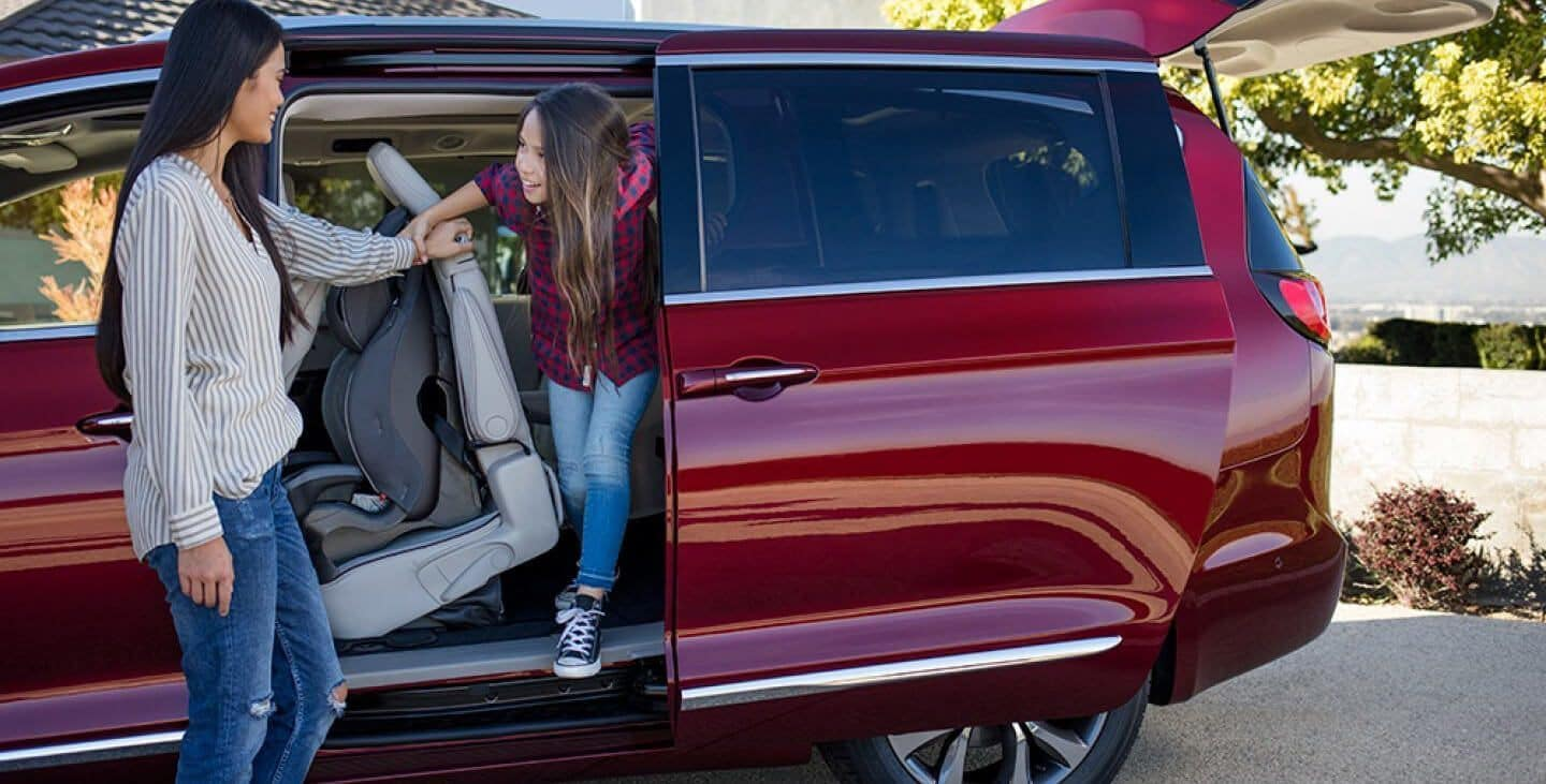 2019 Chrysler Pacifica Safety