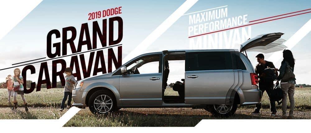 New 2019 Dodge Caravan Villa Park, IL
