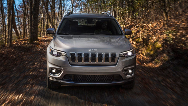 Whether it is raining or snowing, the 2019 Jeep Cherokee will get you to your           destination