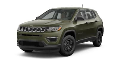 New Jeep Compass available at Larry Roesch CRJR