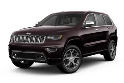 2019 Jeep Grand Cherokee Overland available at Larry Roesch CDJR
