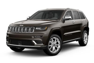 2019 Jeep Grand Cherokee Summit available at Larry Roesch CDJR