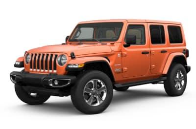 2019 Jeep Wrangler JL - Sahara