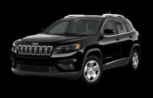 New 2019 Jeep Cherokee Latitude Plus 4x4