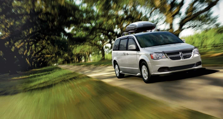 2019 Dodge Grand Caravan Performance Features