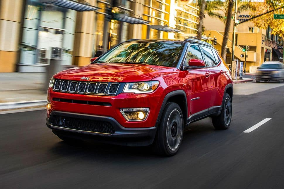 2019 Jeep Compass Review For Addison il