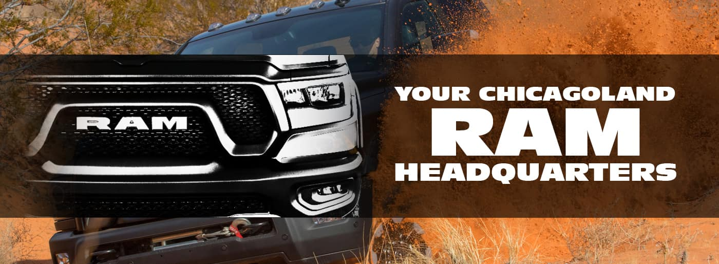 New RAM Trucks & Vans Elmhurst, IL