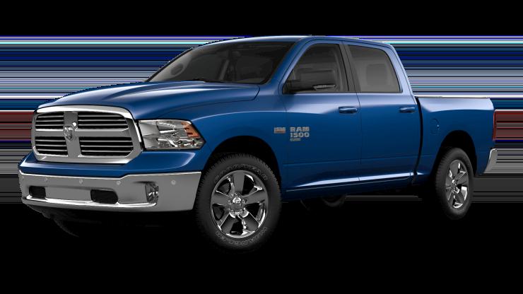 Select New 2019 Ram 1500 Big Horn Crew Cab Models