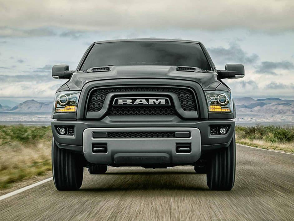 The 2019 Ram 1500 for sale at Larry Roesch CDJR in Elmhurst, IL