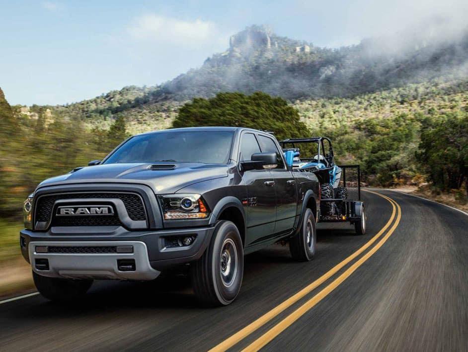 The high performance 2019 RAM 1500