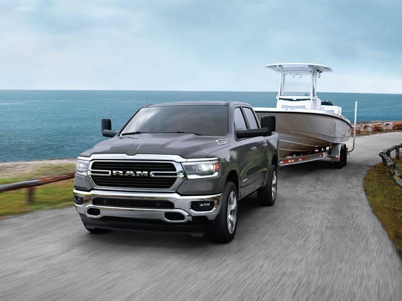 The high performance 2020 RAM 1500