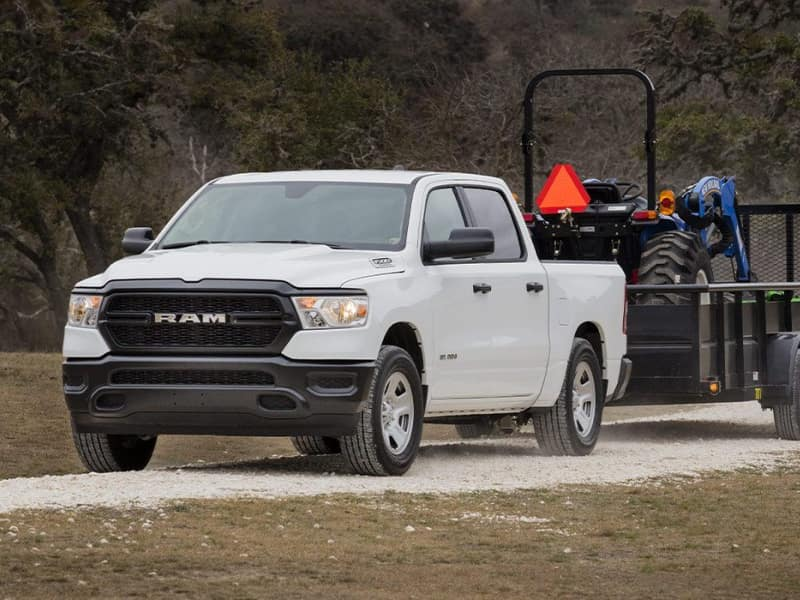 Roesch CDJR has a large inventory of new commercial RAM trucks for sale near Addison, IL