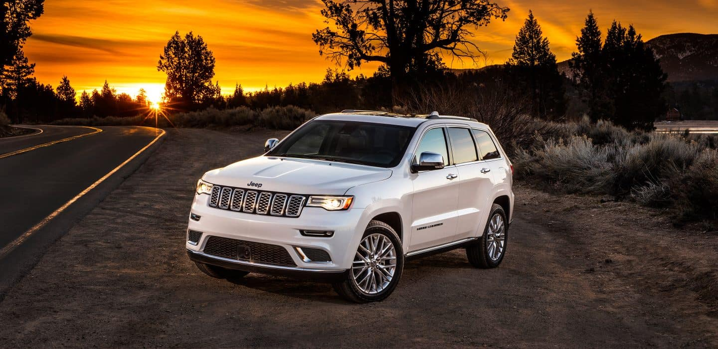 Comparing Trim Levels Of The 2017 Jeep Grand Cherokee Lee S Summit Dodge Chrysler Jeep Ram