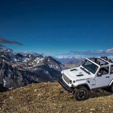 2018 Jeep Wrangler White