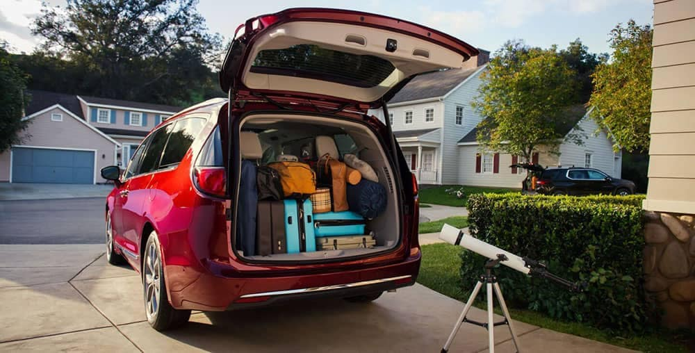 2019 Chrysler Pacifica Trunk