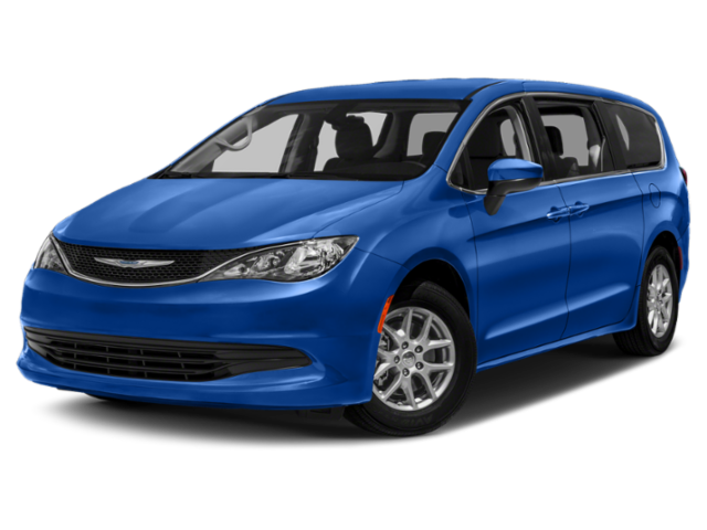 Blue 2019 Chrylser Pacifica L
