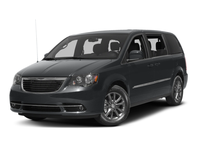 Grey Chrysler Town & Country