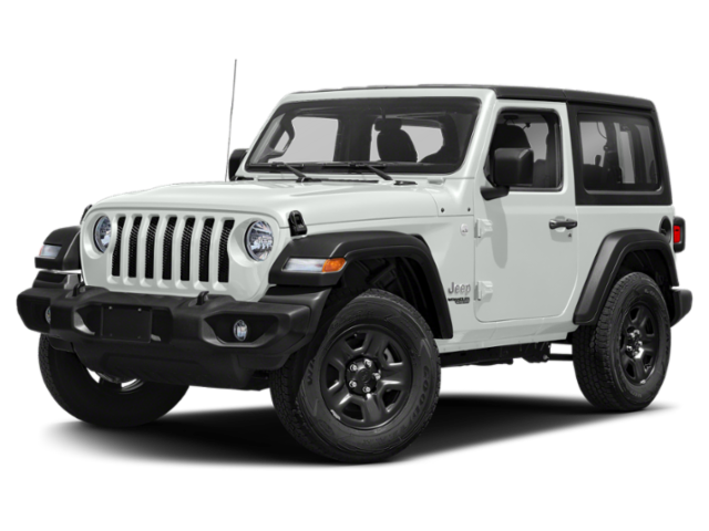 White 2019 Jeep Wrangler Rubicon