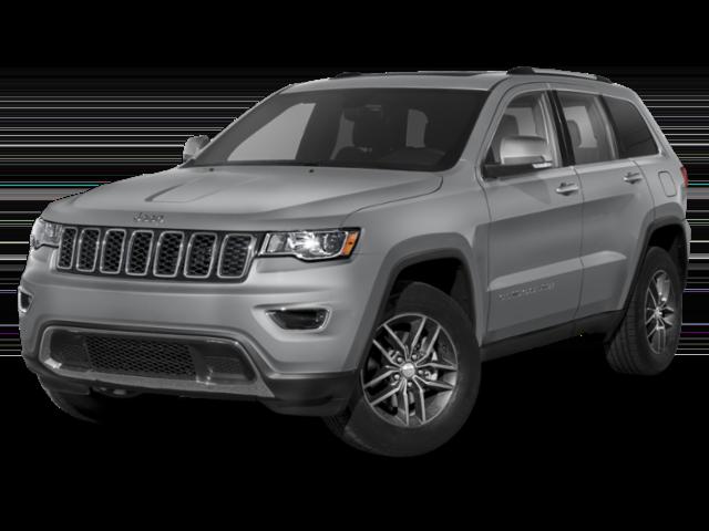 Gray 2020 Jeep Grand Cherokee