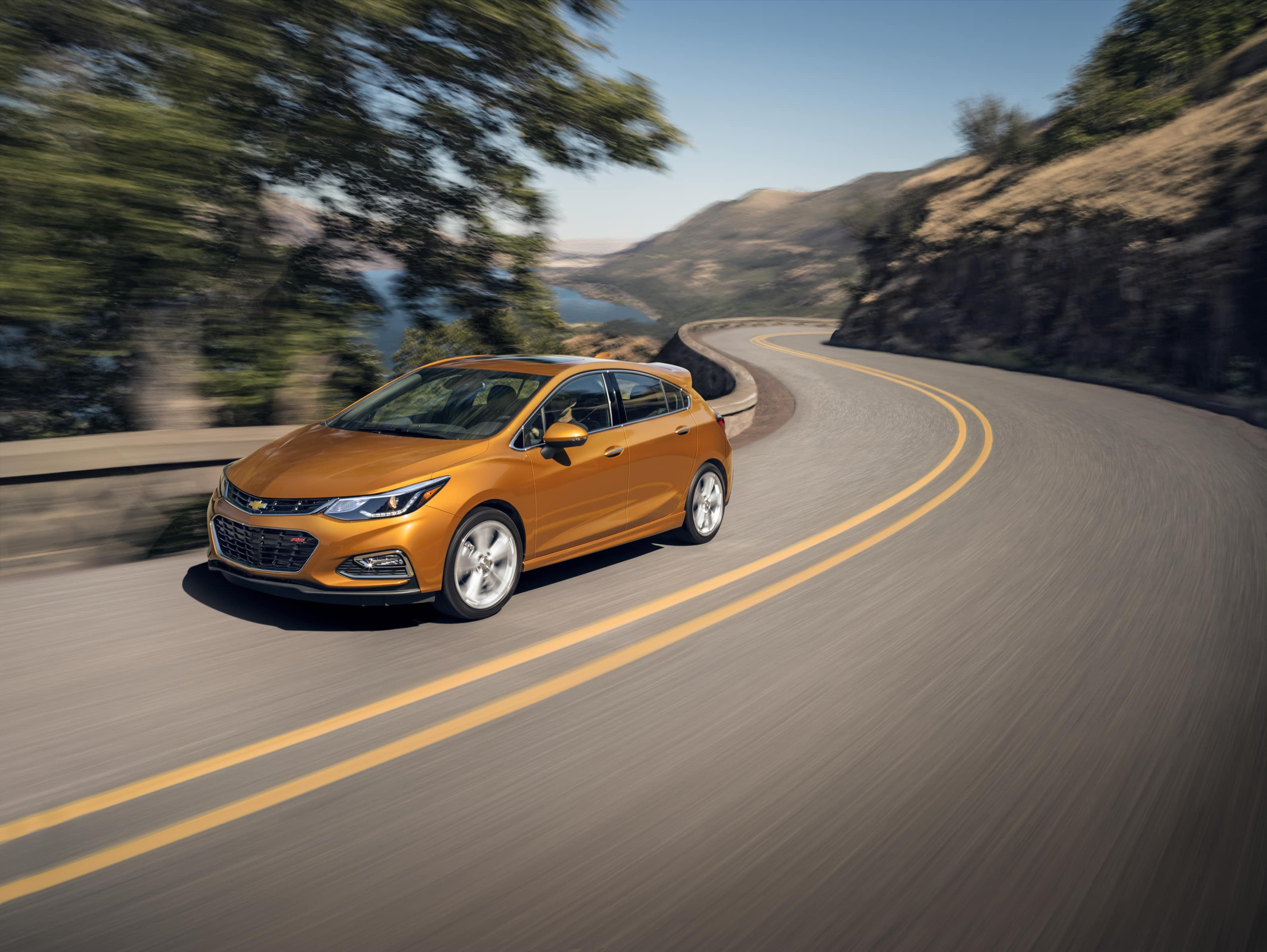 2018 Chevrolet Cruze Hatch Chicago IL