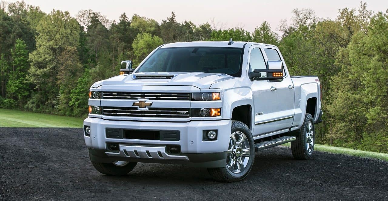 2017 Chevrolet Silverado 2500 LTZ near Fox Lake IL