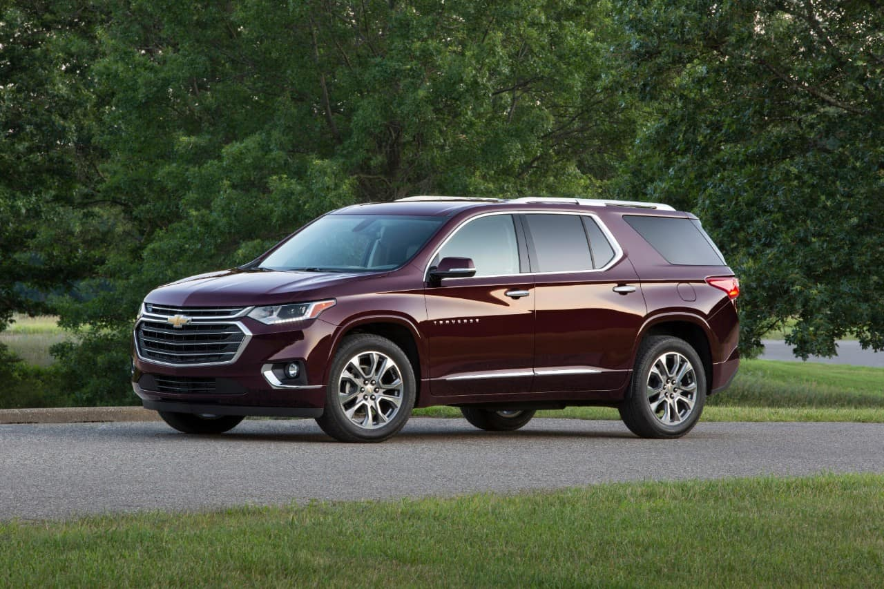 2018 chevrolet traverse chicago il libertyville chevrolet. Black Bedroom Furniture Sets. Home Design Ideas