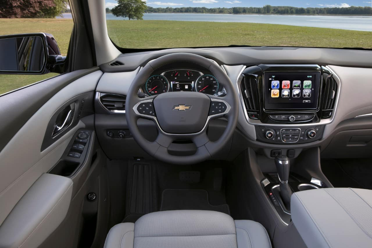 Fox Lake IL Area - 2018 Chevrolet Traverse