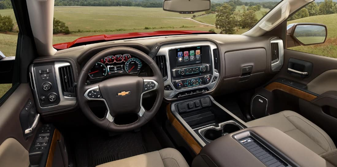2017 Chevrolet Silverado 1500 LTZ near Fox Lake IL