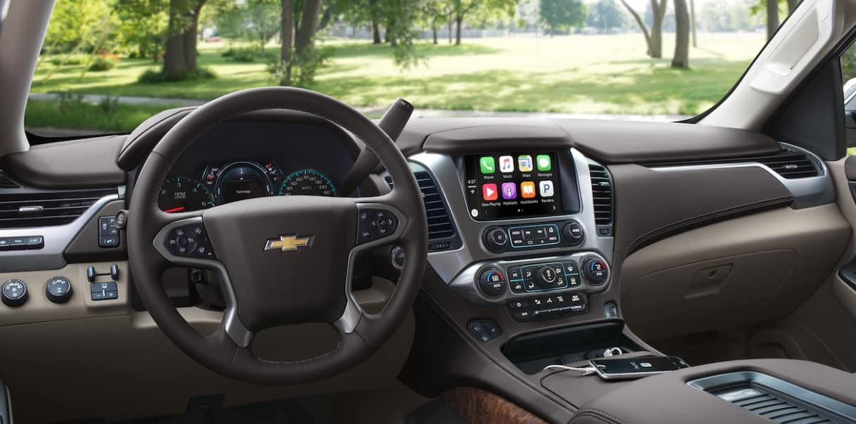 2017 Chevrolet Tahoe LT near Fox Lake IL