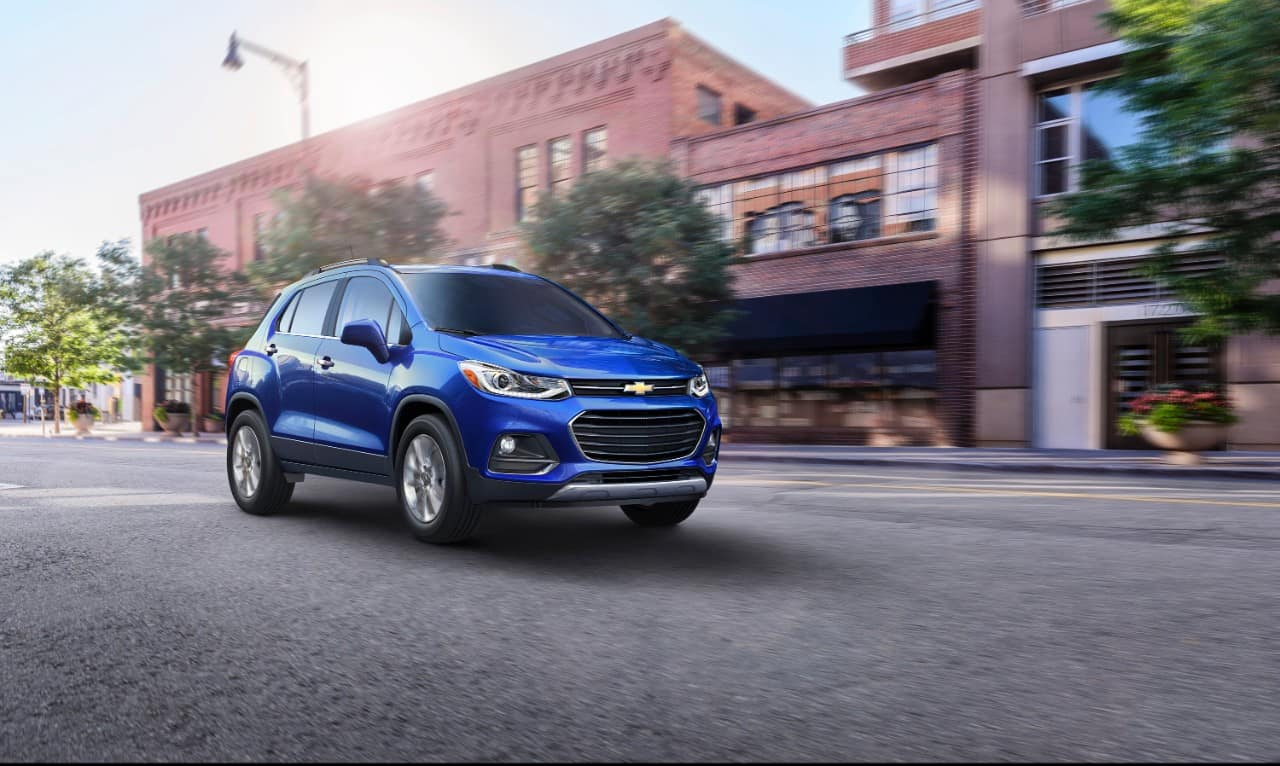 Fox Lake IL Area - 2017 Chevrolet Trax