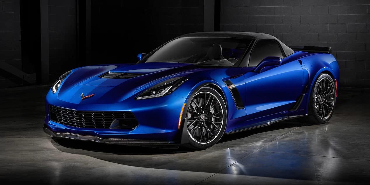 Fox Lake IL Area - 2017 Chevrolet Corvette