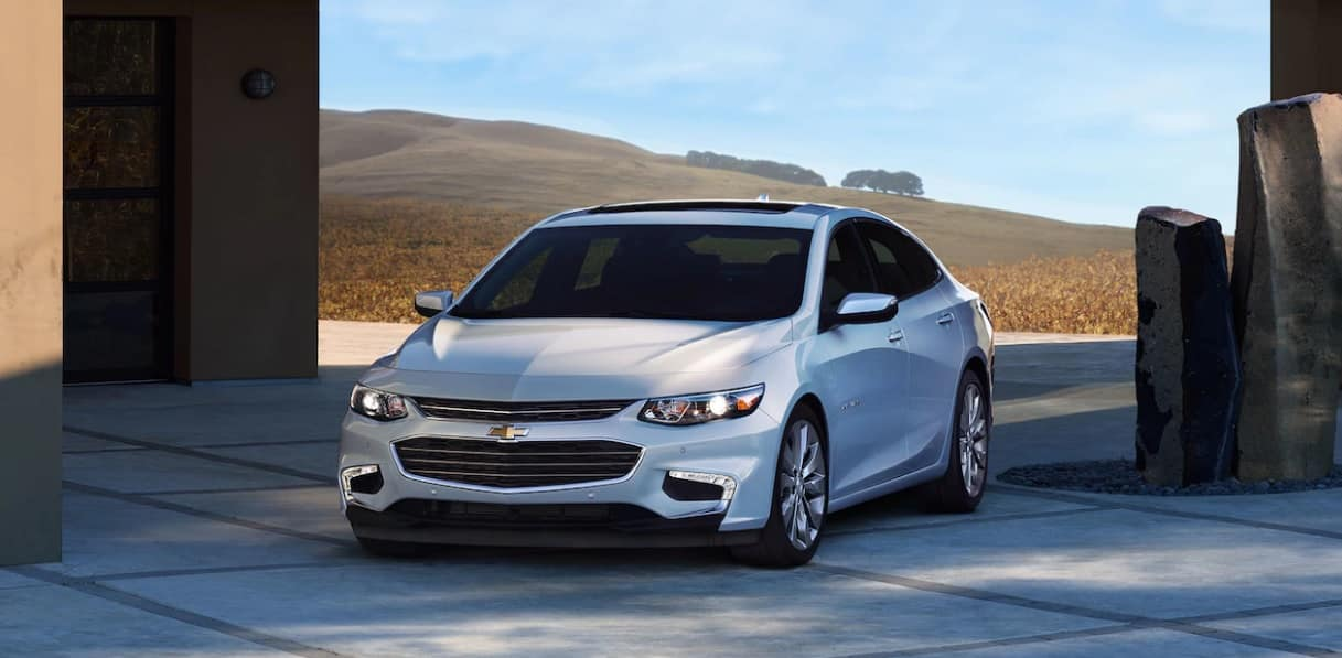 2017 Chevrolet Malibu for Sale in Libertyville IL