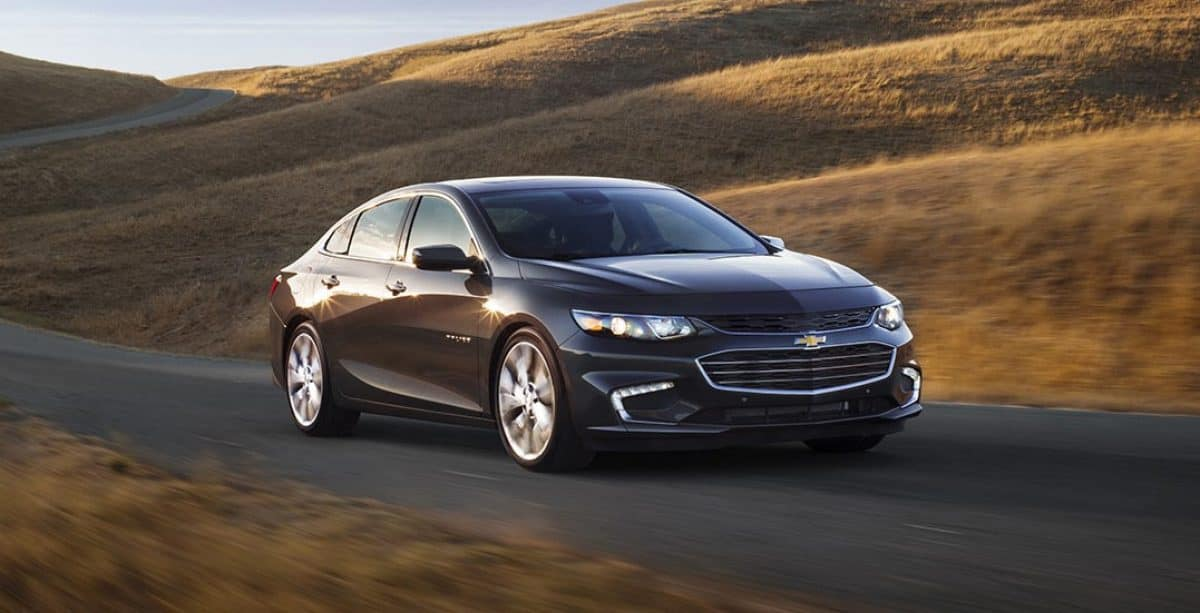 2017 Chevrolet Malibu near Grayslake Illinois